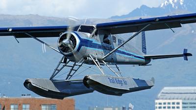 A picture of N6LU - De Havilland DHC2 Beaver - [908] - © Kevin Porter