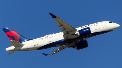 N121DU - Airbus A220-171 - Delta Air Lines