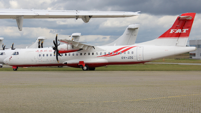 A picture of OYJZG - ATR 72600 - [1171] - © Witold Ozimek