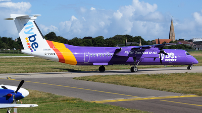 G-PRPA - Bombardier Dash 8-Q402 - Flybe