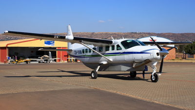 ZS-VAN - Cessna 208B Grand Caravan - Private