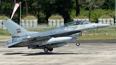 15120 - Lockheed Martin F-16BM Fighting Falcon - Portugal - Air Force
