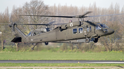 87-24647 - Sikorsky UH-60A Blackhawk - United States - US Army