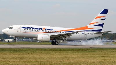 OK-SWW - Boeing 737-7Q8 - SmartWings