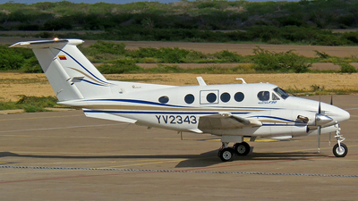 YV2343 - Beechcraft F90 King Air - Private