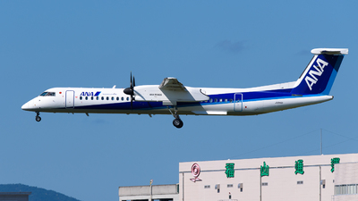 JA846A - Bombardier Dash 8-Q402 - ANA Wings