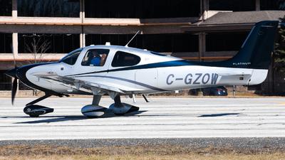 C-GZOW - Cirrus SR22-GTS - Private
