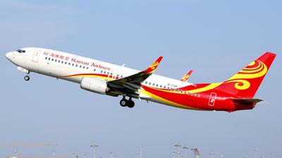 B-1728 - Boeing 737-84P - Hainan Airlines