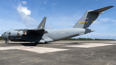 95-0107 - McDonnell Douglas C-17A Globemaster III - United States - US Air Force (USAF)