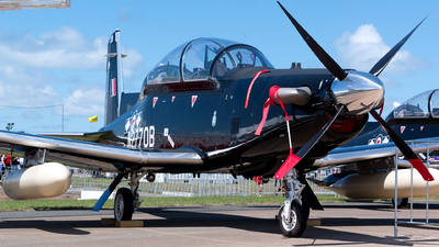 N2770B - Beechcraft T-6C Texan II - New Zealand - Royal New Zealand Air Force (RNZAF)