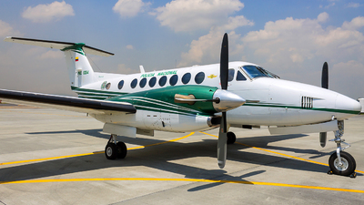 PNC-0204 - Beechcraft B300 King Air 350 - Colombia - Police