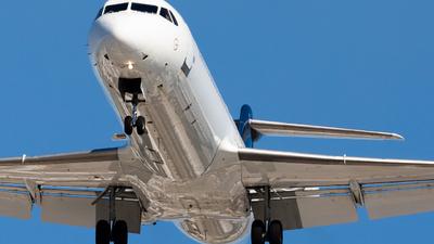 VH-FKA - Fokker 100 - Alliance Airlines