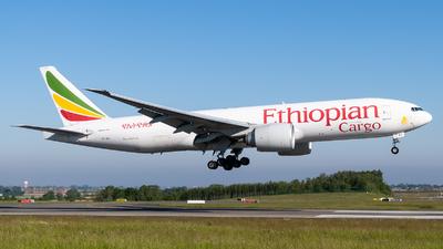 ET-ARJ - Boeing 777-F60 - Ethiopian Cargo