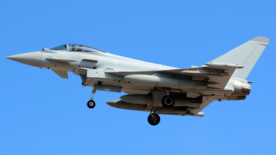 ZJ941 - Eurofighter Typhoon FGR.4 - United Kingdom - Royal Air Force (RAF)