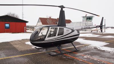 G-OMMA - Robinson R44 Raven II - Private