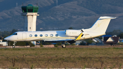 M-MAEE - Gulfstream G450 - Private