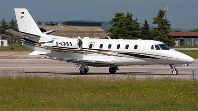 D-CNNN - Cessna 560XL Citation XLS+ - DC Aviation