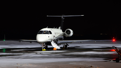 G-MRFX - Embraer EMB-550 Legacy 500 - Private