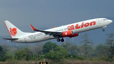 A picture of PKLHM - Boeing 7379GP(ER) - Lion Air - © rachmatdp