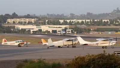 KCRQ - Airport - Ramp