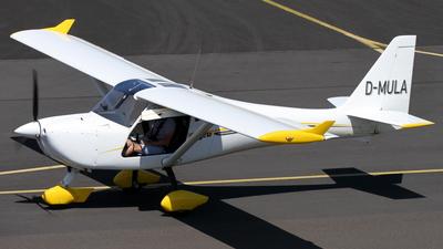 D-MULA - FK Lightplanes FK9 Mark I - Private