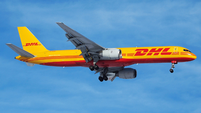 G-BMRF - Boeing 757-236(SF) - DHL Air