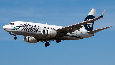 N617AS - Boeing 737-790 - Alaska Airlines