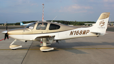 N168MP - Cirrus SR22 - Private