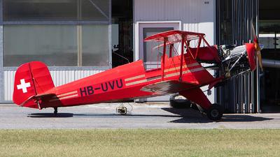 HB-UVU - CASA 1.131E Jungmann - Private