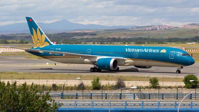 VN-A861 - Boeing 787-9 Dreamliner - Vietnam Airlines