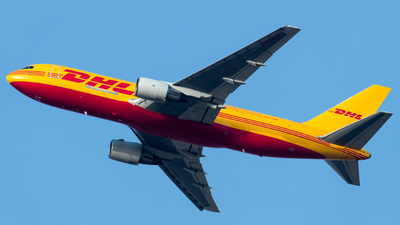 A9C-DHP - Boeing 767-281(BDSF) - DHL International Aviation