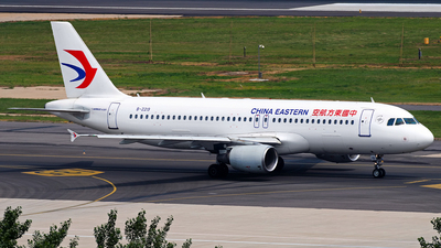B-2219 - Airbus A320-214 - China Eastern Airlines