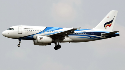 HS-PPT - Airbus A319-132 - Bangkok Airways