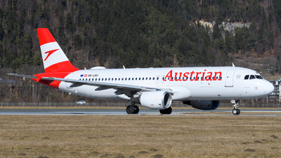 A picture of OELBU - Airbus A320214 - Austrian Airlines - © Tiny witch
