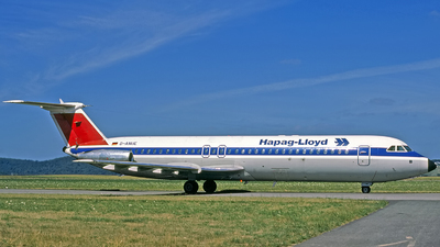 D-ANUE - British Aircraft Corporation BAC 1-11 Series 528FL - Hapag-Lloyd