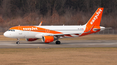 A picture of HBJXR - Airbus A320214 - easyJet - © Alexandre Faroux