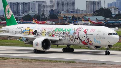 A picture of B16703 - Boeing 77735E(ER) - EVA Air - © Le Minh_HSU