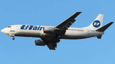 A picture of VQBHZ - Boeing 73746M - UTair - © Mikhail Tkachuk