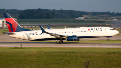 A picture of N864DN - Boeing 737932(ER) - Delta Air Lines - © Erik Goodfellow