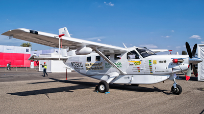 N139KQ - Quest Aircraft Kodiak 100 - Private