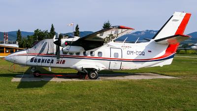 OM-ODQ - Let L-410UVP Turbolet - Dubnica Air