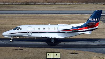 A picture of N629BT - Cessna 560XLS Citation Excel - [5605696] - © Agustin Anaya