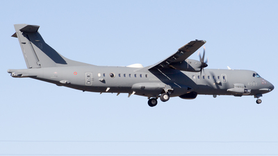 MM62279 - ATR 72-212A(600MP) - Italy - Air Force