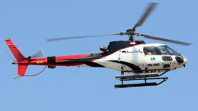 PK-INC - Eurocopter AS350B2 Squirrel - Indo Star Aviation