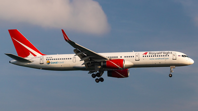 A picture of VQBTB - Boeing 75728A - Royal Flight - © Hamza Hasnat