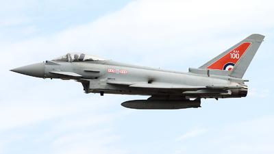 ZK318 - Eurofighter Typhoon FGR.4 - United Kingdom - Royal Air Force (RAF)