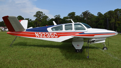 N3235C - Beechcraft E35 Bonanza - Private