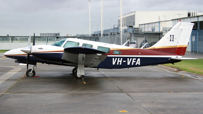 VH-VFA - Piper PA-34-200T Seneca II - Premier Aviation