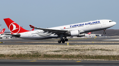 A picture of TCLOI - Airbus A330223 - Turkish Airlines - © Firat Cimenli