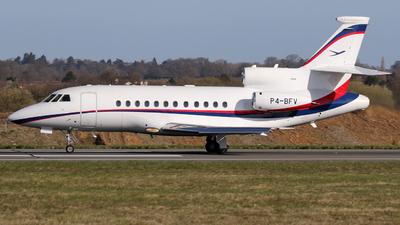 P4-BFV - Dassault Falcon 900B - Private